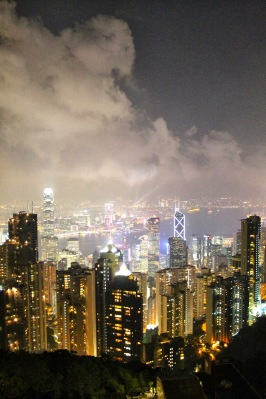 the peak hong kong
