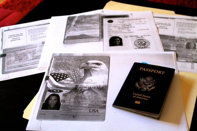passport, travel preparation, visas