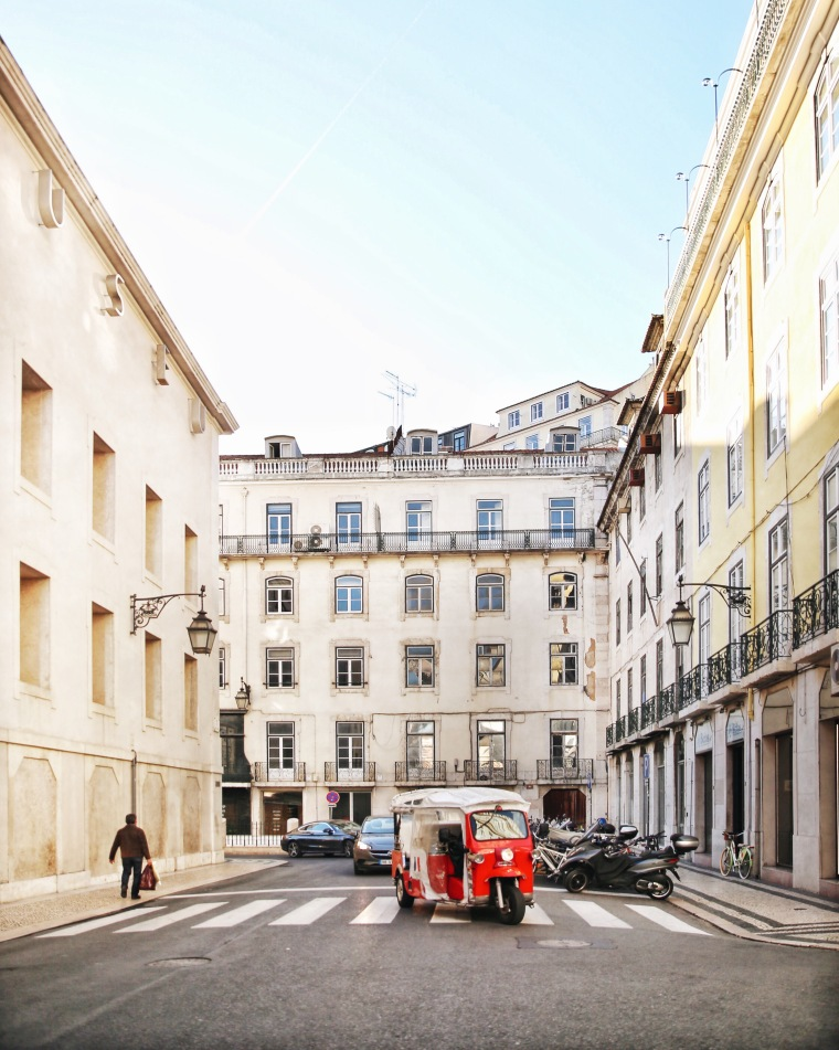 Pasteis in Lisbon
