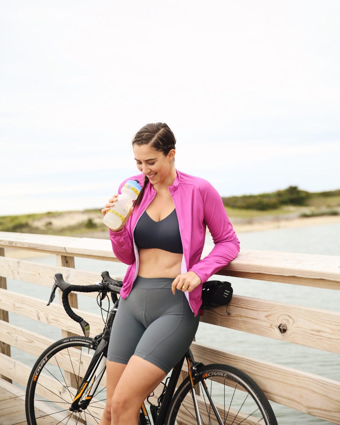 cycling sports bra