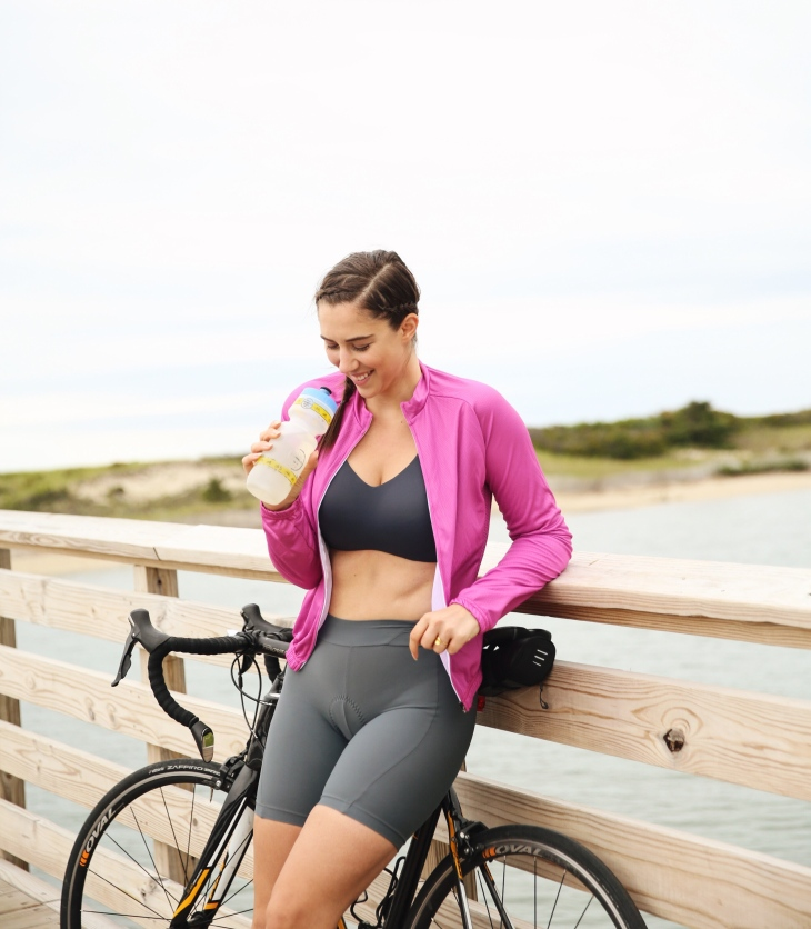 cycling sports bra